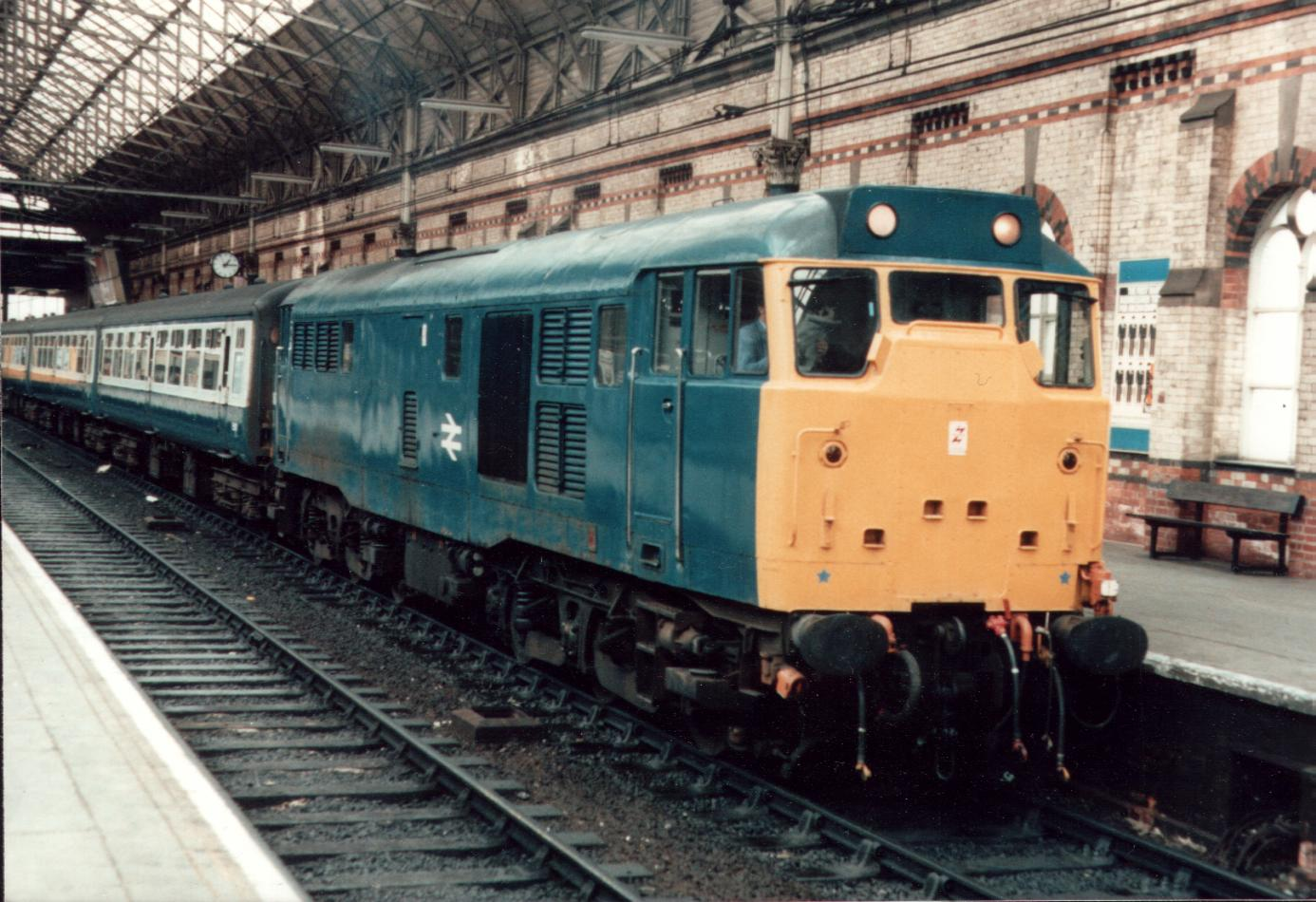 Class 31 Diesel Photo Gallery - 31460 photo area